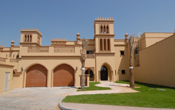 Palm Jumeirah Canal Cove Villas
